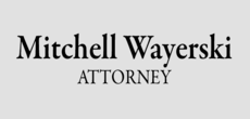 Print Ad of Wayerski Mitchell Atty