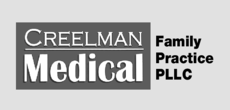 Yellow Pages Ad of Creelman Family Practice Pllc