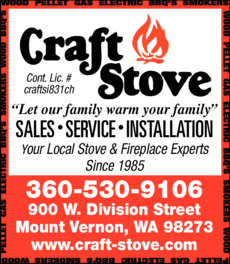 Print Ad of Craft Stove
