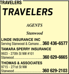 Print Ad of Travelers