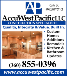 Yellow Pages Ad of Accuwest Pacific Llc