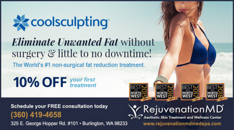Yellow Pages Ad of Rejuvenationmd