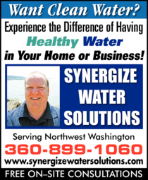 Print Ad of Synergize Water Solutions