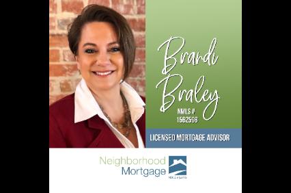 Photo uploaded by Brandi Braley - Neighborhood Mortgage