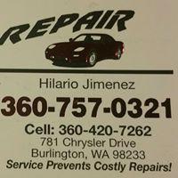 Jimenez Auto Repair logo