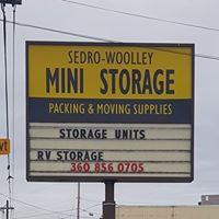 Sedro-Woolley Mini Storage logo