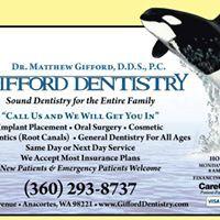 Gifford Dentistry logo