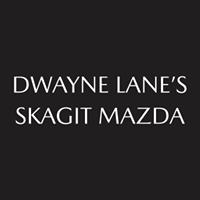 Dwayne Lanes Skagit Mazda logo
