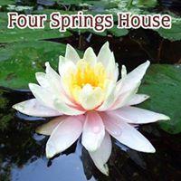 Four Springs House & Lake Preserve logo