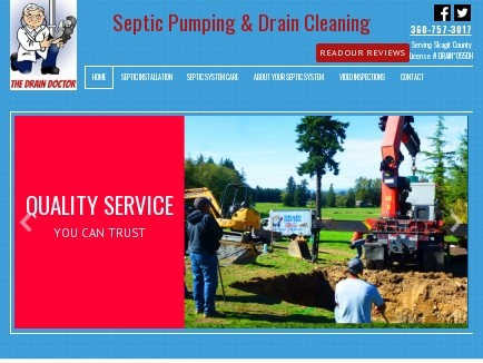 Photo uploaded by The Drain Doctor