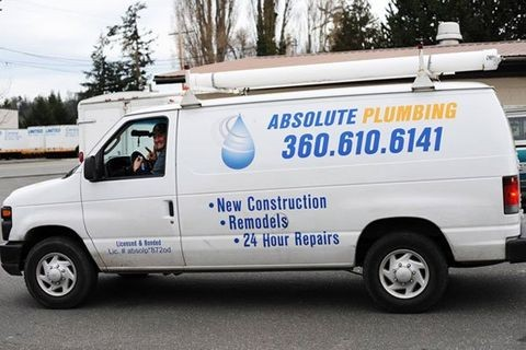Photo uploaded by Absolute Plumbing