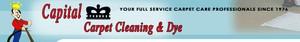 Capital Carpet Cleaning logo