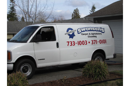 Photo uploaded by Swansen's Carpet Cleaning