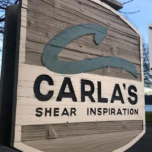Carla's Shear Inspiration Inc logo