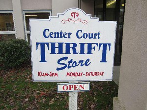 Photo uploaded by Center Court Thrift Store