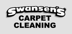 Print Ad of Swansen's Carpet Cleaning